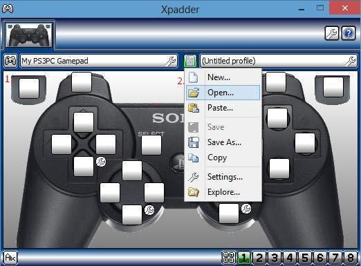 Download Xpadder